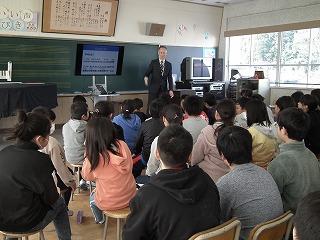 2月17日(月) スマホ・ケータイ安全教室