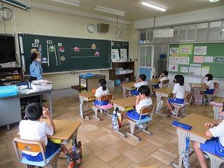 5月20日(木) 交通安全教室